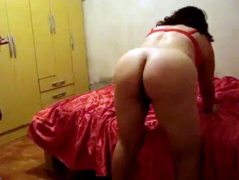 Puta gorda fudendo